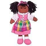 Best Poupées Rag - Bigjigs Toys 27,9cm Jess–Poupée–Corps Souple en peluche poupée Review