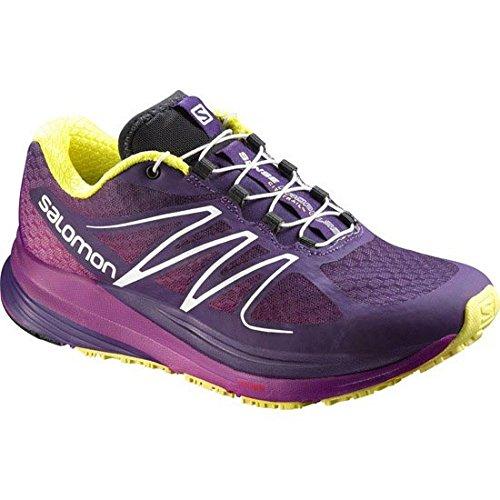 51pc 4auq0L. SS500  - Salomon Women's L37908900 Trail Running Shoes, Blue, XL