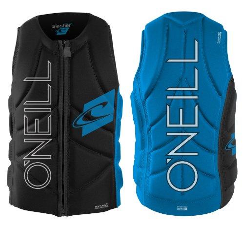 O'Neill Slasher Comp Impact Vest - Black/Blue