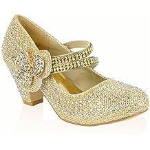 Zapatos De Tacon Para Niñas Online