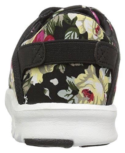 Etnies SCOUT W'S, Chaussures de skateboard femme Black (Black/White/Black)