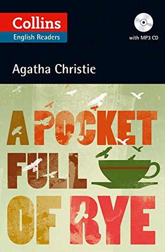 A Pocket Full Of Rye (+ CD) (Collins Agatha Christie ELT Readers)