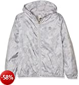 Timberland Hooded Jacket, Giacca Bambino, Multicoloured (Unique), 6-7 Anni