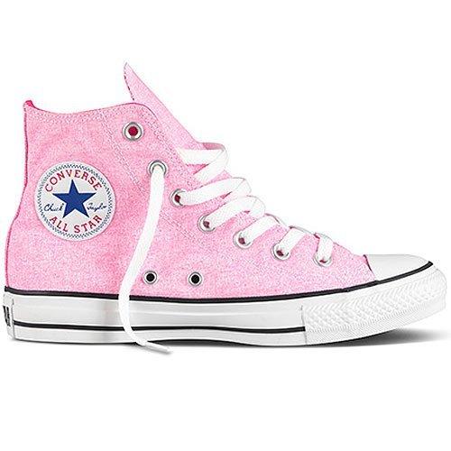 Converse Chucks - CT HI NEON - Neon Pink, Schuhgröße:39