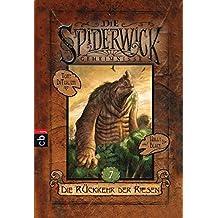 Die Spiderwick Geheimnisse - Die Rückkehr der Riesen: Band 7