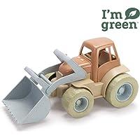 Dantoy 5630 Bio-Linie Traktor mit Forntlader, Bioplastic