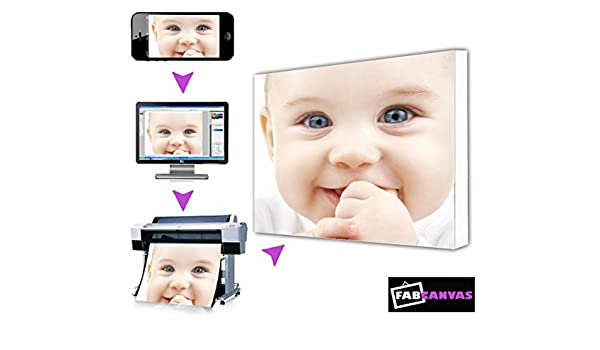 Fab tela per stampa foto formato a1 81 2 x 60 9 cm: amazon.it