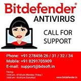 Bitdefender Total Security Latest Version- 1 Device , 3 Years (Voucher)