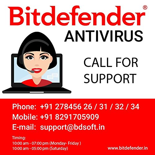 Bitdefender Total Security Latest Version- 1 Device , 3 Years...