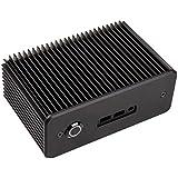 Impactics D4NU1-B Intel NUC Gehäuse - schwarz