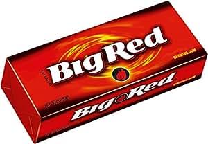 Big Red 15Bandes, Lot de 8(8x 15Bandes)