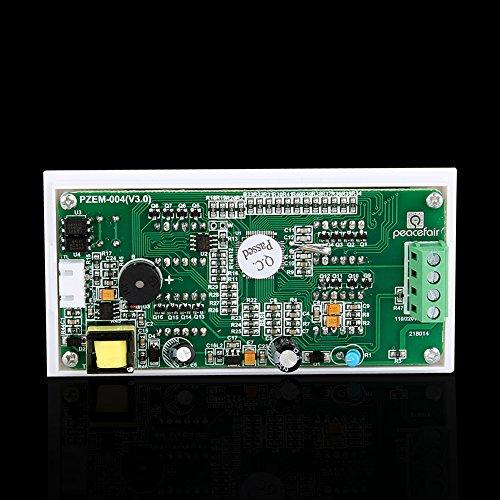 100A AC 80~ 260V Digital Power Meter Monitor Tensione kWh Watt voltmetro 3.33× 0.96× 5cm