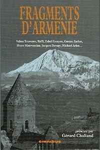 vignette de 'Fragments d'Arménie (Gérard CHALIAND)'