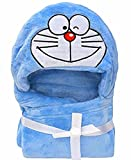 Brandonn Blue Doraemon Premium Hooded Ba...