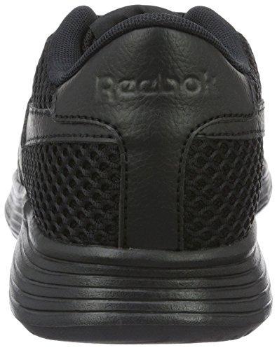 Reebok Unisex-Erwachsene Royal Ec Ride Hallenschuhe Schwarz (Black/Black)