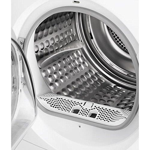 Zanussi ZDC8203W 8kg Load Condenser Tumble Dryer Sensor Drying Class B