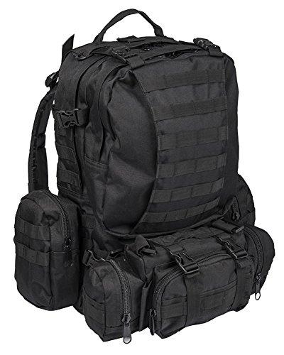 Defense Pack Assembly schwarz