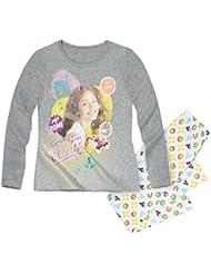 Disney Soy Luna Chicas Pijama 2016 Collection - Gris