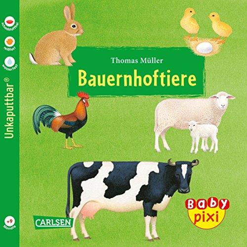 Bauernhoftiere (Baby Pixi, Band 42)