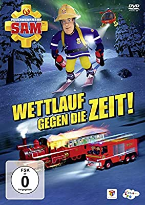 Feuerwehrmann Sam - Wettlauf gegen die Zeit (Staffel 10 Teil 1)