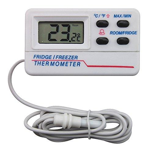 Termómetro digital para nevera