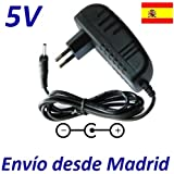 Cargador Corriente 5V Reemplazo Tablet Hannspree Hannspad SN1AT7 SN1AT71 Recambio Replacement