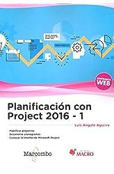 Descargar gratis Planificación con Project 2016-1 en .epub, .pdf o .mobi
