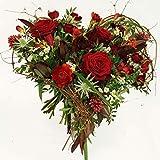 Blumenstrauß für die LIEBE | XXL ROSEN | QUALITÄT vom MEISTER | FRISCHEGARANTIE |