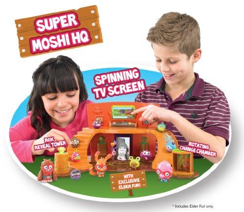 Image of Moshi Monsters Super Moshi Hq