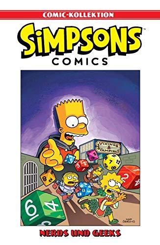 Simpsons Comic-Kollektion: Bd. 13: Nerds und Geeks