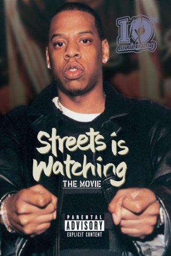 JAY-Z-STREETS IS WATCHING -DVD- (Videos Jay Z Music)