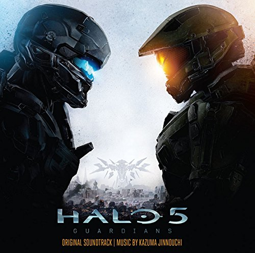 Preisvergleich Produktbild Halo 5: Guardians (Original Soundtrack / 2lp+Mp3) [Vinyl LP]