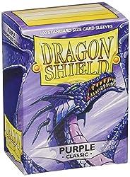 Dragon Shield Standard Sleeves (Purple)