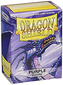 Dragon Shield Standard Sleeves (Purple) 0