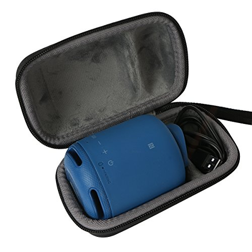 para Sony SRS-XB10- Altavoz inalámbrico portátil Almacenamiento Estuche de Transporte Paquete Viajes...
