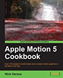 Image de Apple Motion 5 Cookbook