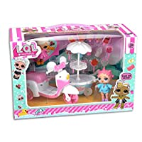 LQL SURPRISE PLAY SET W/LIGHT 18-1890