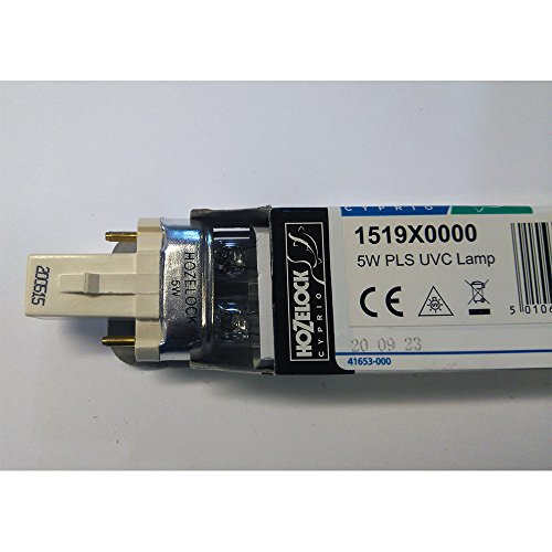 hozelock-1519-lamp-5-watt-pls-tuv-hoz1519