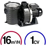 Pompe filtration piscine - Ultra Flow Plus 1CV Mono 16m³/H - Pentair