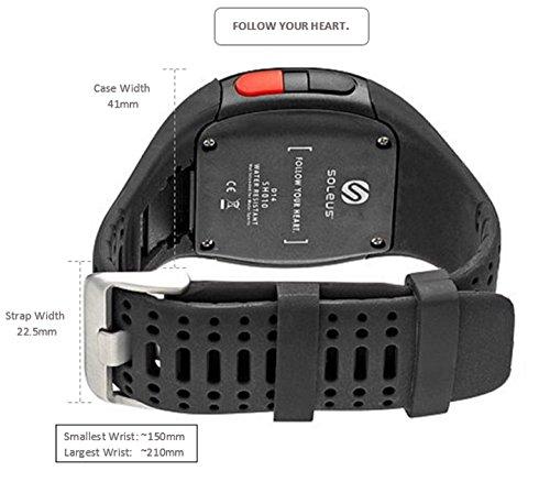 Soleus Rhythm Pulsuhr Herzfrequenzmesser - 2