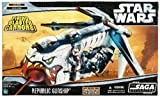 SAGA: Republic Gunship Clone Wars