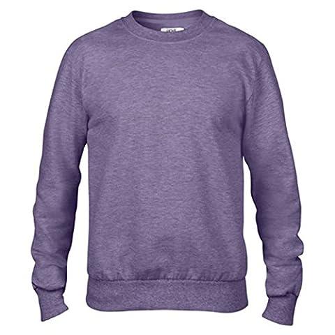 Anvil - Sweat-shirt - Moderne - Homme - violet -