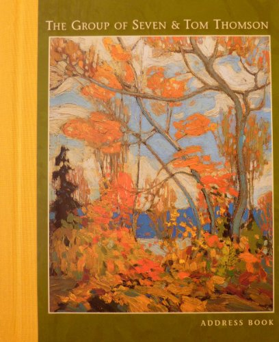 the-group-of-seven-and-tom-thomson-deluxe-address-book-by-pomegranate-communications-inc