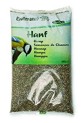 Erdtmanns Hemp Seeds, 1 Kg by Christoph & Franz Erdtmann OHG