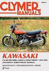 Kawasaki Z900/1000 73-81 (Clymer Motorcycle Repair)