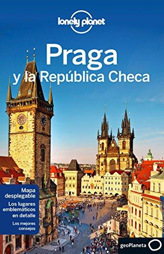 Praga y la República Checa 8 (Guías de Ciudad Lonely Planet) por Neil Wilson