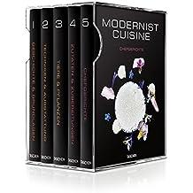 Modernist Cuisine. Die Revolution der Kochkunst: 6 Bände