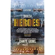 NVI Biblia Heroes Con Dante Gebel, Tapa Dura