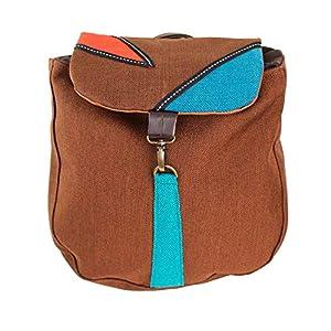 Rucksack Damen wasserdicht 'braun'| Tasche | HANDMADE | Geschenkideen für Frauen