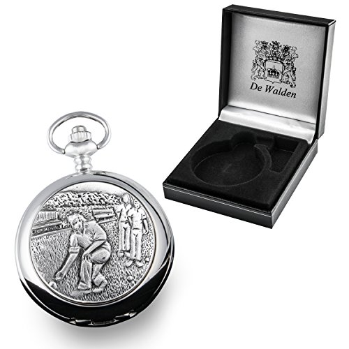 80th-birthday-gift-engraved-pocket-watch-with-pewter-lawn-bowls-case-in-a-presentation-box